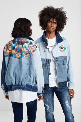 Iconic jacket Okuda San Miguel