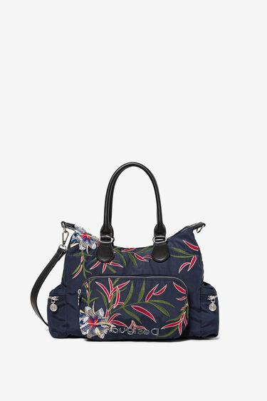 Bossa floral butxaques | Desigual