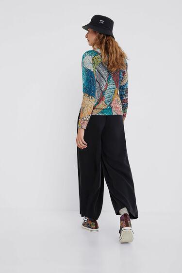 Arty knit jumper | Desigual