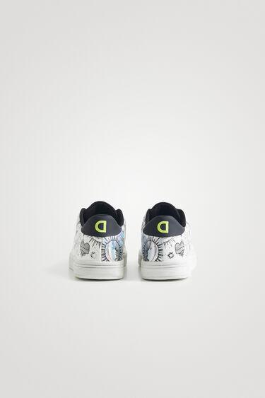 Sneaker lettering bolimanía | Desigual