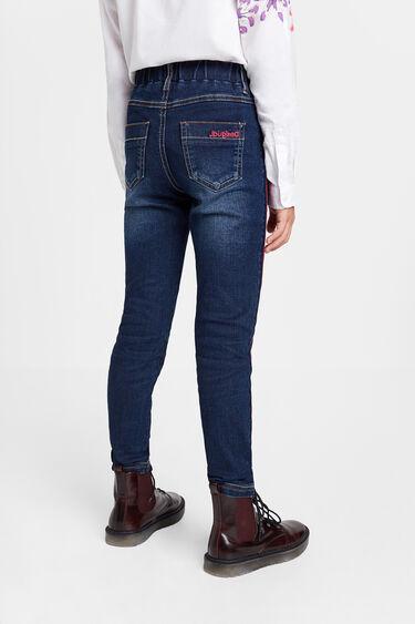 Pantalón vaquero skinny elástico | Desigual