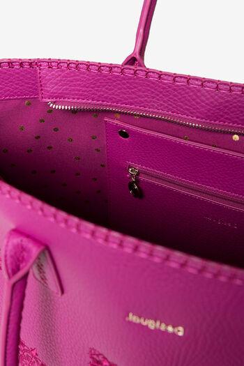Big bag embossed mandalas | Desigual