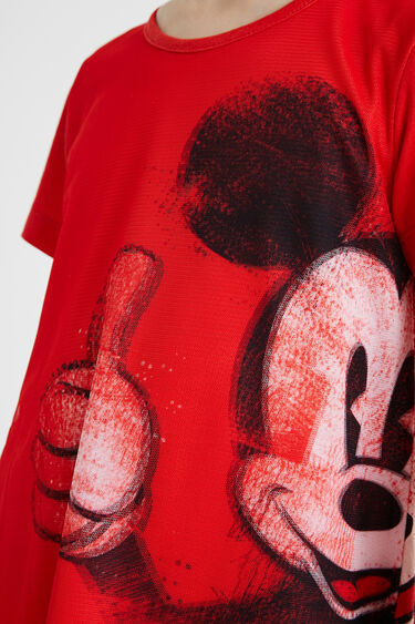 Mickey Mouse T Shirt Dress Desigual Com