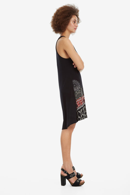 Blue Viscose Dress Valery | Desigual