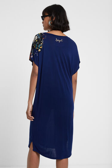 Robe t-shirt papillon   Desigual