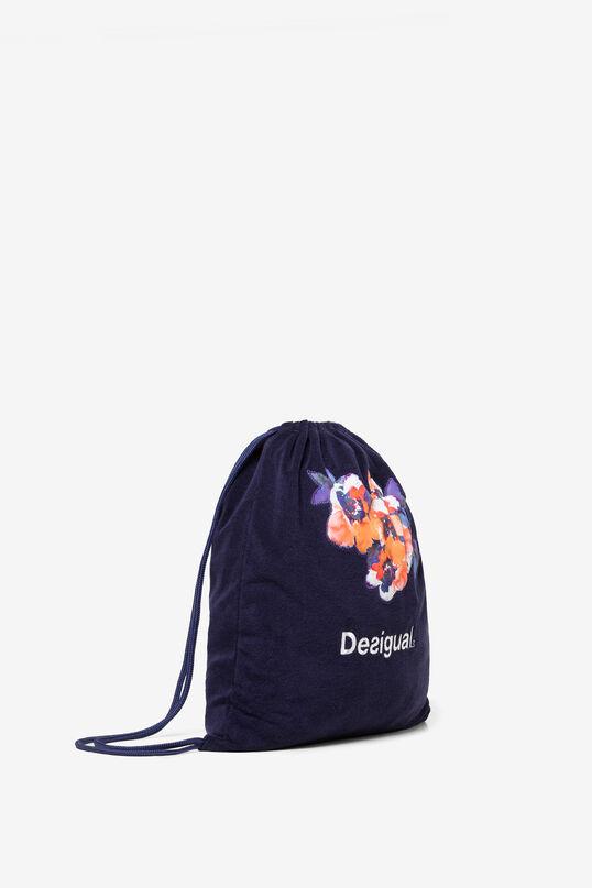 Lightweight Pouch Bag Camo Flower | Desigual