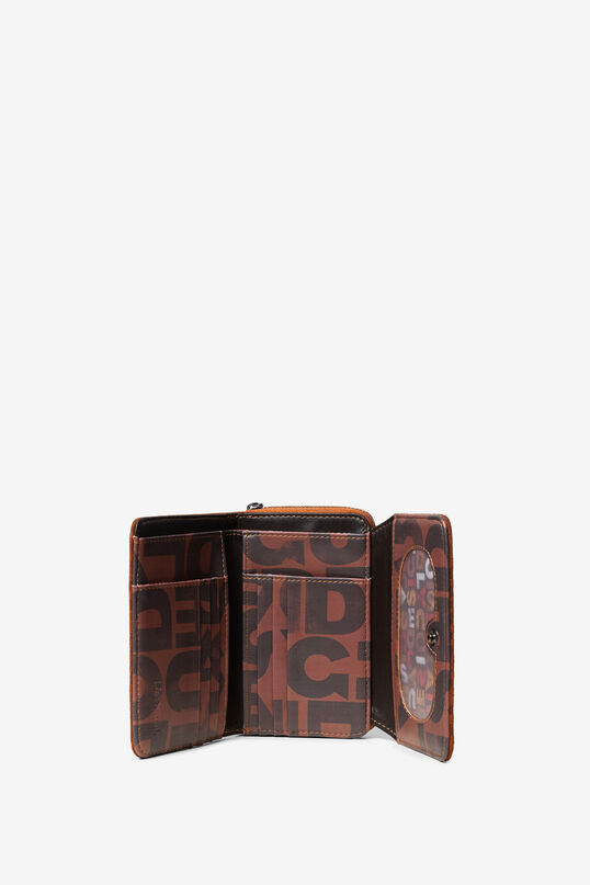 Logomania mini-purse | Desigual