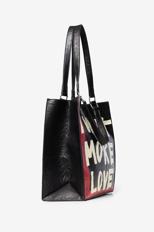 Lettering shopping bag | Desigual