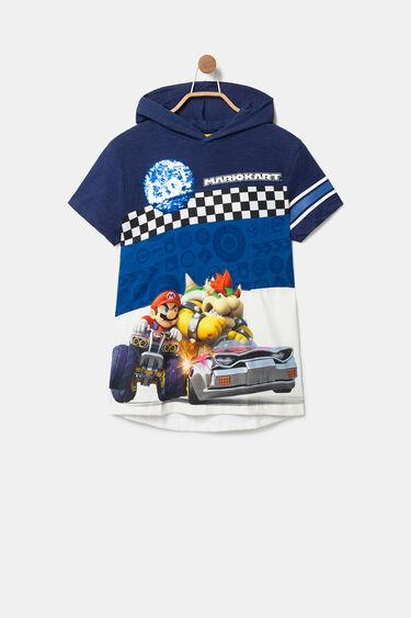 T-shirt Mario Kart et Go! en paillettes | Desigual