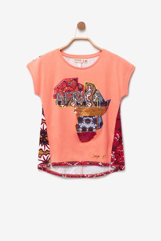 African T-shirt Delaware | Desigual