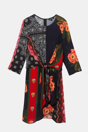 Floral dress ribbon | Desigual
