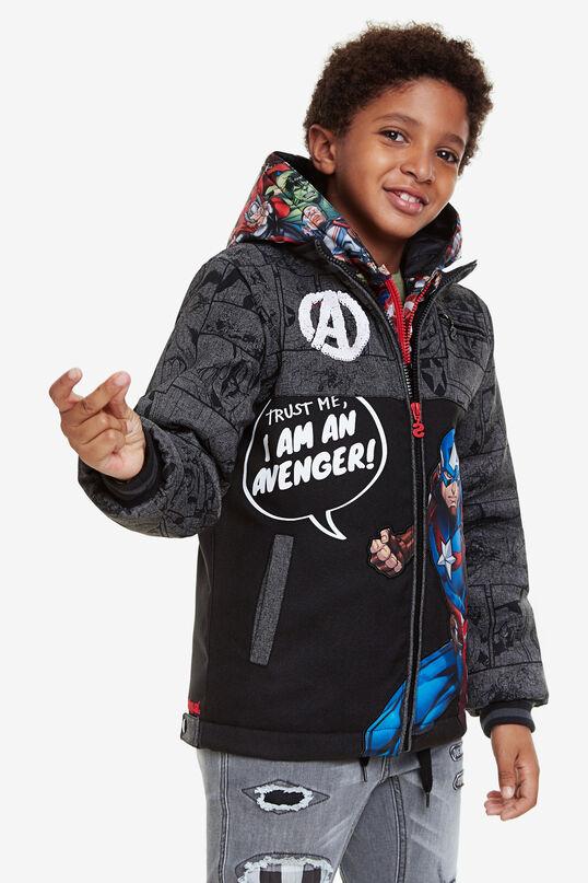 The Avengers hooded jacket | Desigual