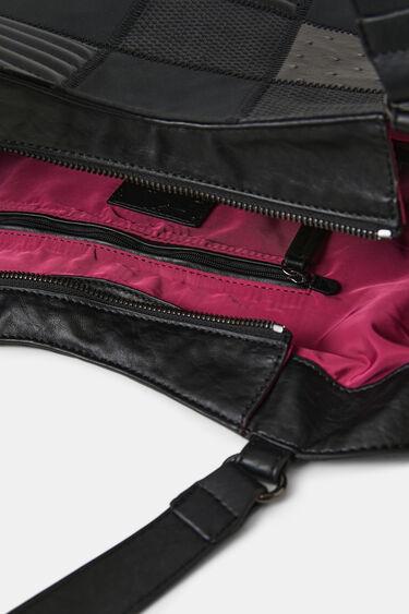 Shoulder bag side bellows   Desigual