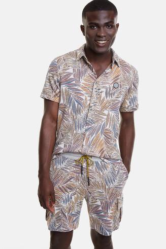 Pantalons de butxaques tropicals reciclats