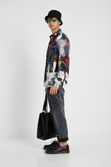 All over print shirt | Desigual