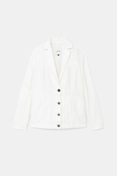 Hybrid blazer denim | Desigual