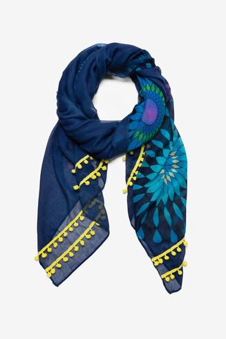 Fulard mandales Neon