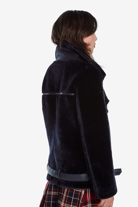 Veste velours pin's | Desigual