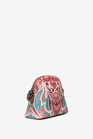Paisley print sling bag | Desigual