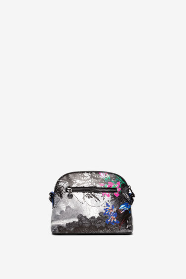Landscape and floral sling bag | Desigual