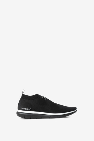 Ecoalf Slip-on bicolour sole for women