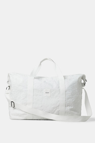 曼荼羅模様 スポーツバッグ | Desigual