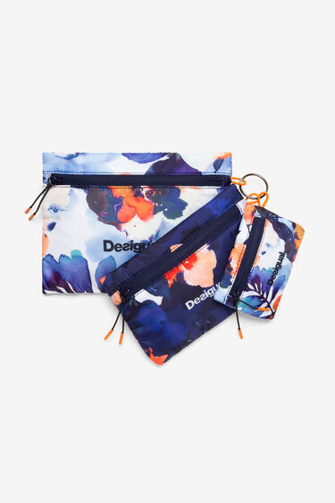 Kit 3 en 1 Toilet set Bio Patch | Desigual