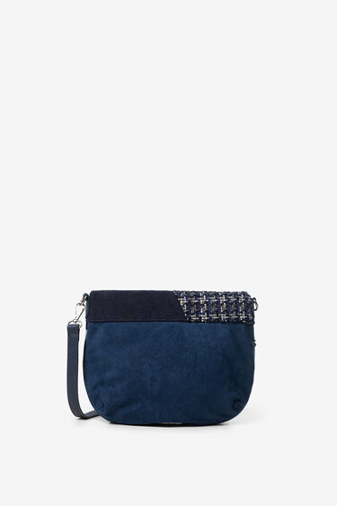 Small patch sling bag | Desigual