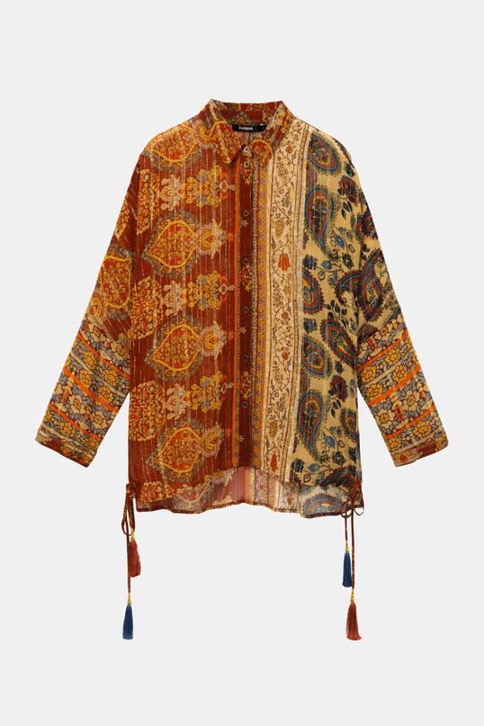 Boho-Bluse Hindu-Style | Desigual
