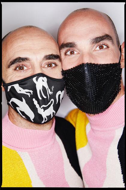 Keep smiling: Jordi & David