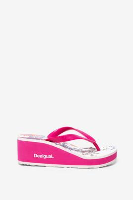 Wedge Sandals Lola Galactic