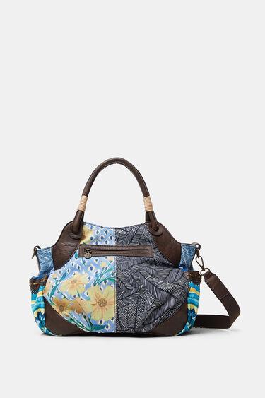 Floral bag studs | Desigual