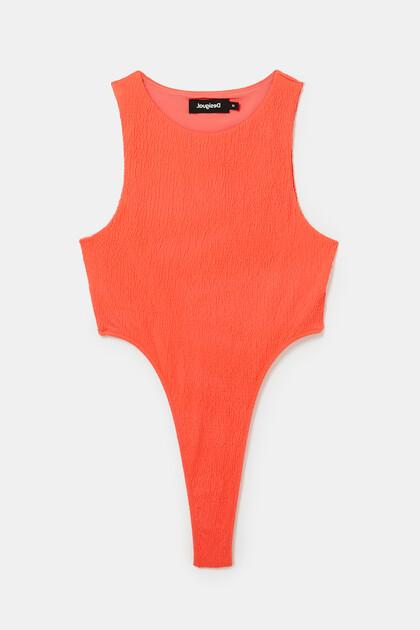 Slim bodysuit texture