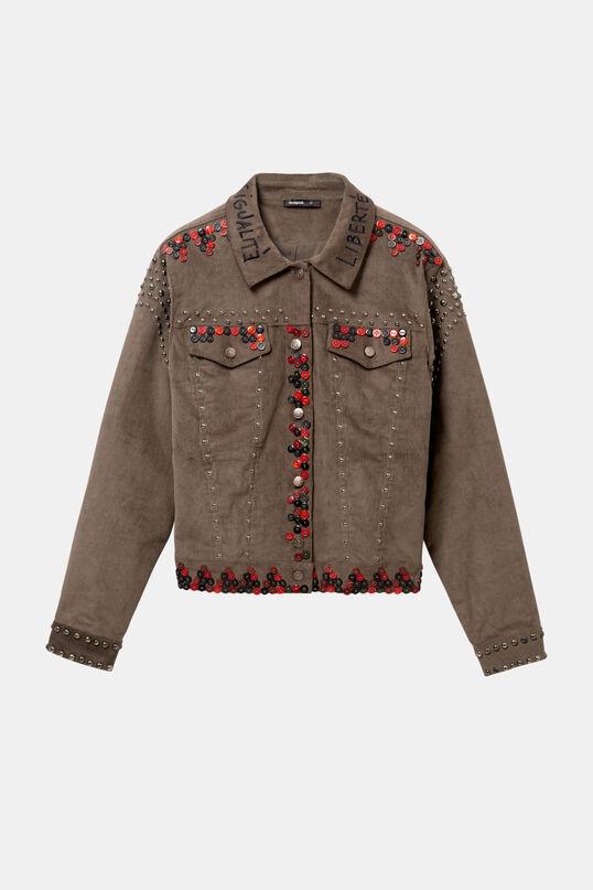 Desigualité corduroy jacket | Desigual
