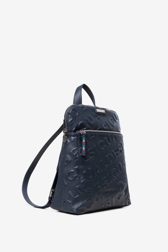 Logomania colorama backpack | Desigual