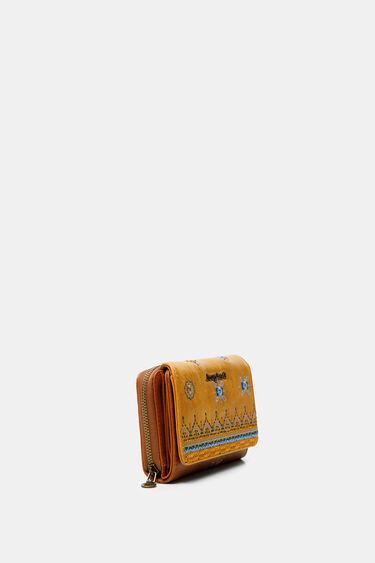 Rechthoekige boho-portemonnee | Desigual