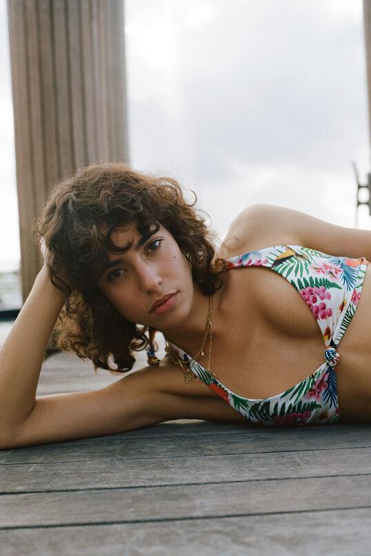 Bikini tropical Leopard   Desigual