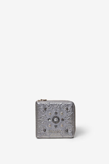 Mini-coin purse galactic mandalas | Desigual
