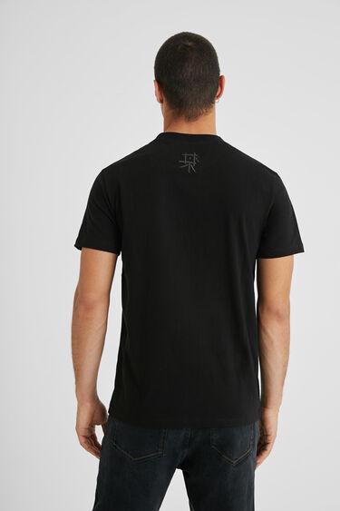 ハンドモチーフ 100%コットンTシャツ | Desigual