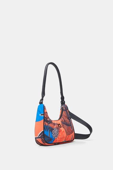 Pikowana torebka w kwiaty | Desigual