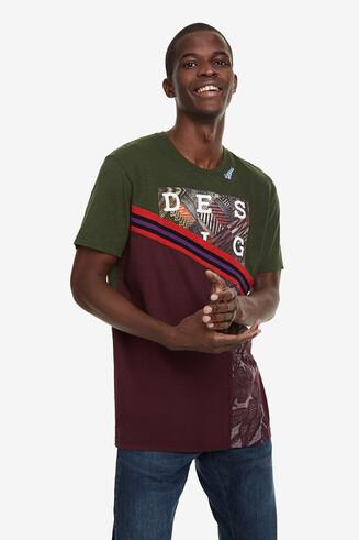 100% cotton tropical T-shirt