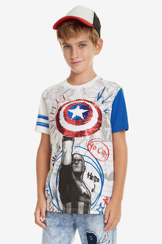 The Avengers T-shirt Loyal