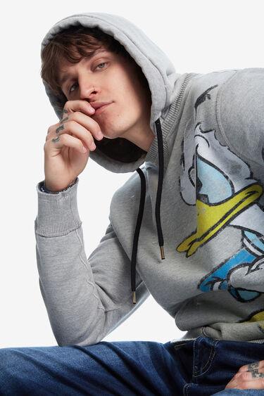 Donald Duck hooded sweatshirt | Desigual