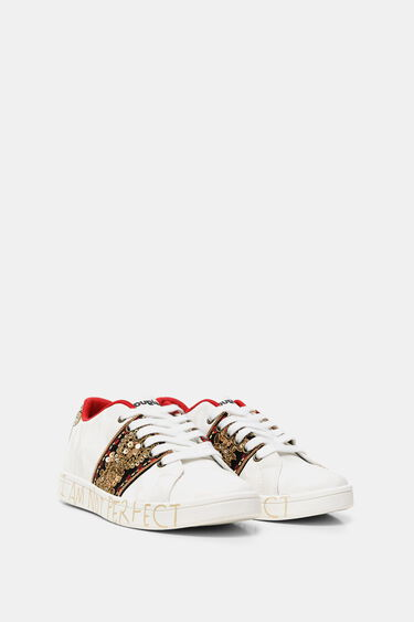 Sneakers calle piel sintética | Desigual