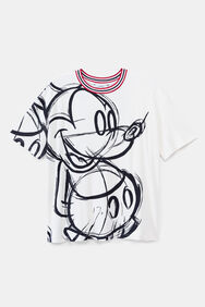 Mickey Mouse Disney T-shirt | Desigual