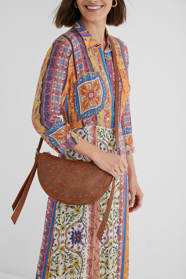 Small crossbody bag mandala | Desigual