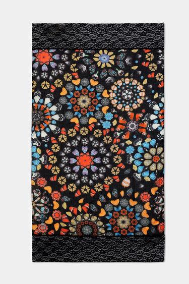 Fulard papallones galàctiques | Desigual