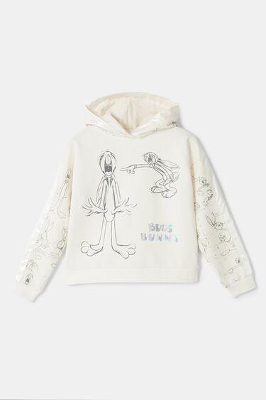 Sweat-shirt capuche Bugs Bunny | Desigual