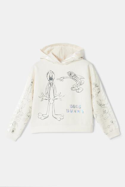 Hooded sweatshirt Bugs Bunny