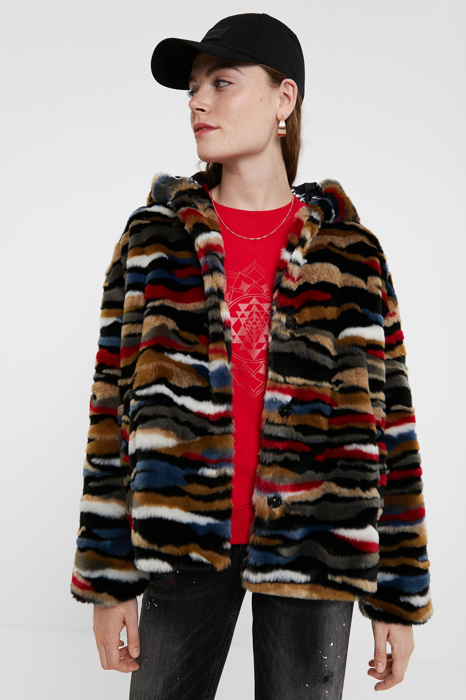 desigual abrig bratislava veste d'hiver